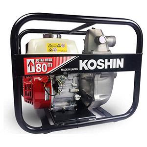 Máy bơm xăng Koshin SEH50X-động cơ Honda