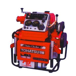 Máy bơm chữa cháy Tohatsu V50