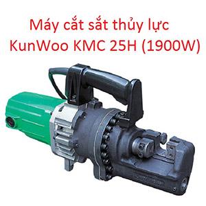 Máy cắt sắt thủy lực KunWoo KMC 25H (1900W)