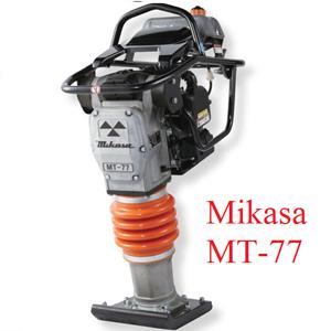 Máy đầm cóc Mikasa MT77