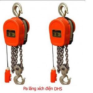 Pa lăng xích điện Kenbo DHS 2 tấn 5m