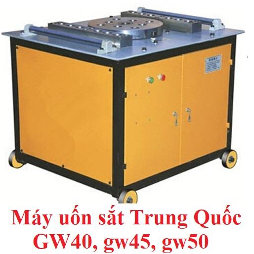 Máy uốn sắt Hà Nam GW40