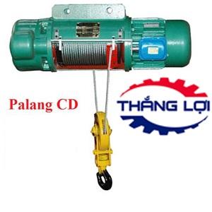 Pa lăng cáp điện Trung Quốc CD1 10 tấn 18 m